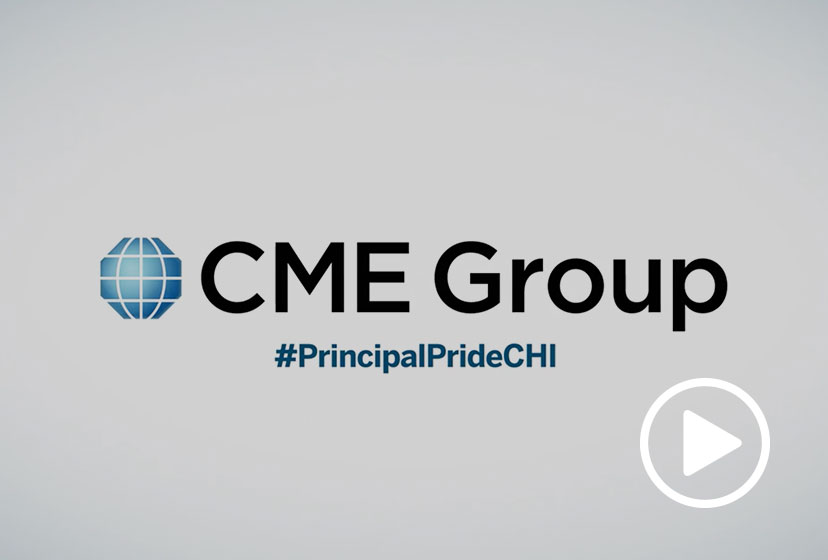 Kassie Davis and CME Group Foundation